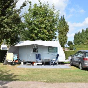 Saisonalplatz für Wohnwagen und Wohnmobile